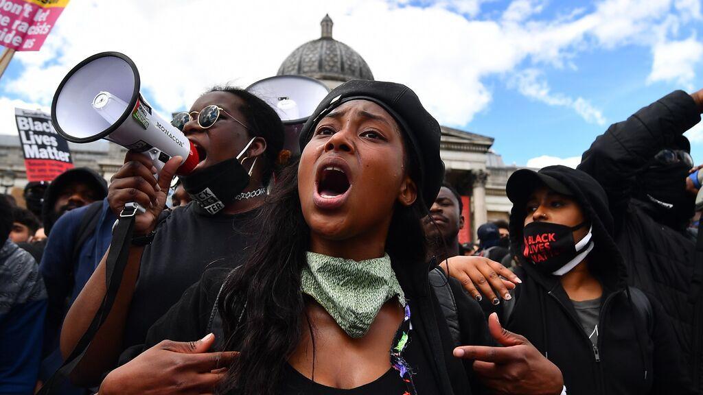 EuropaPress_3732560_filed_13_june_2020_united_kingdom_london_black_lives_matter_activist_sasha