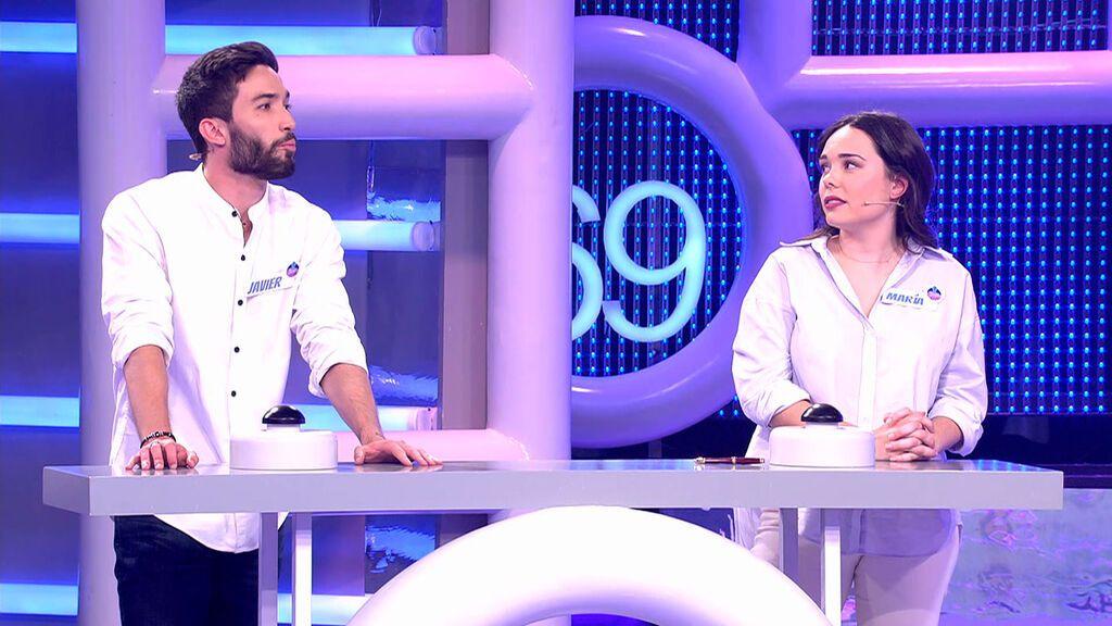 Javier y María El concurso del año Temporada 3 Programa 497