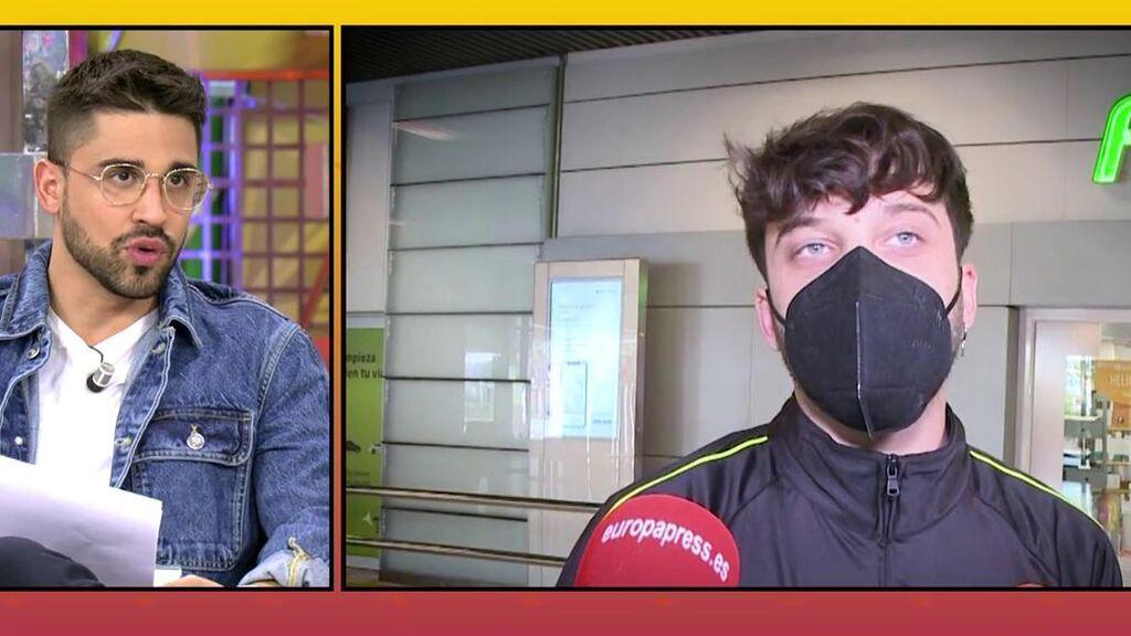 """Miguel Frigenti, de la canción de Blas Cantó dedicada a su abuela en Eurovisión: """"Tenemos que dejarnos de ñoñadas"""""""