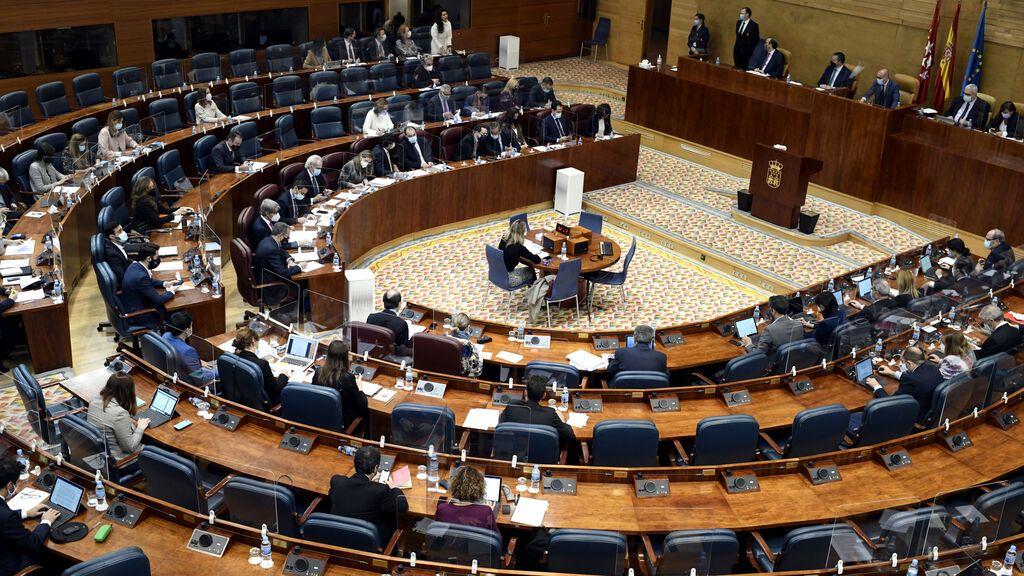 Dos diputados del PSOE de Madrid renuncian a sus escaños en la Asamblea y no recogerán el acta