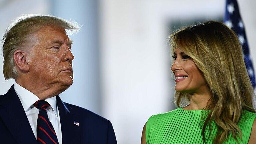 Donald Trump y Melania se gastaron más de un millón de euros.