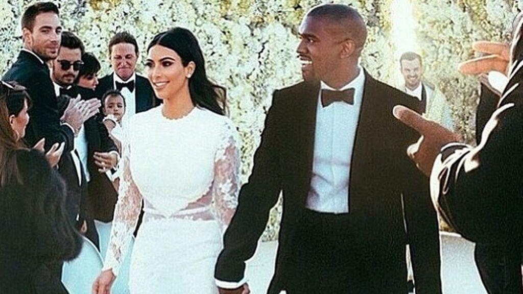 Así fue la boda de Kim Kardashian y Kanye West en Florencia: de cifras millonarias hasta invitados secretos y exclusivos.