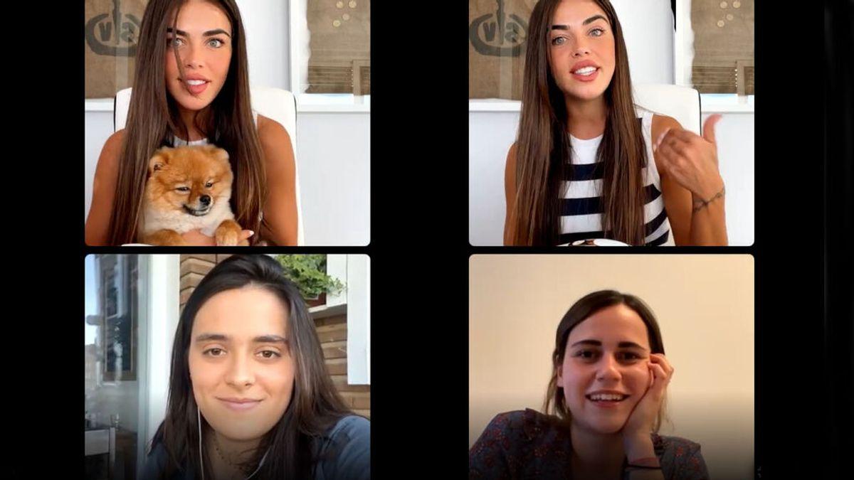 Violeta habla con las ganadores del challenge de Braun para resolver todas sus dudas sobre la Silk-expert Pro5