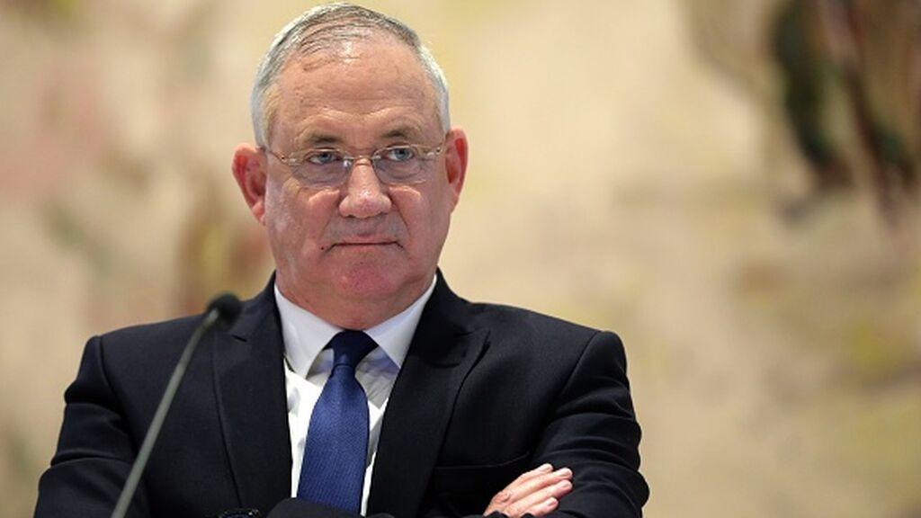 """Gantz: """"La operación en la Gaza ha sido un éxito y hay que reforzar a la Autoridad Palestina"""""""