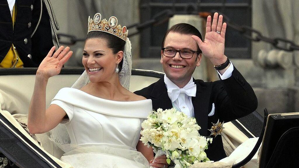 La boda de Katie Holmes y Tom Cruise alcanzó los tres millones de dólares.