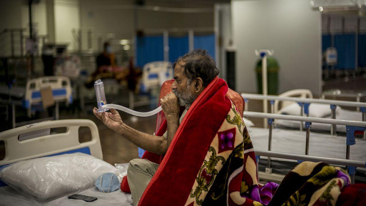 India supera las 300.000 muertes por coronavirus
