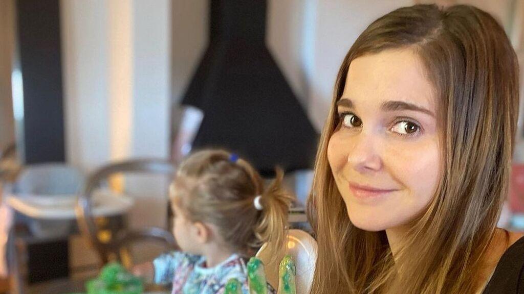 """Natalia Sánchez, sobre sus miedos ante el destete con su primera hija: """"Lia y yo estamos en puntos diferentes"""""""