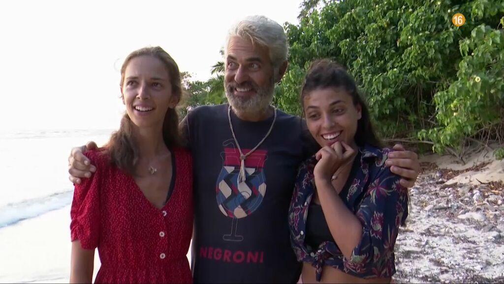 El reencuentro de Sandra con Julen y una nueva expulsión: esta noche, en 'Supervivientes: Conexión Honduras'