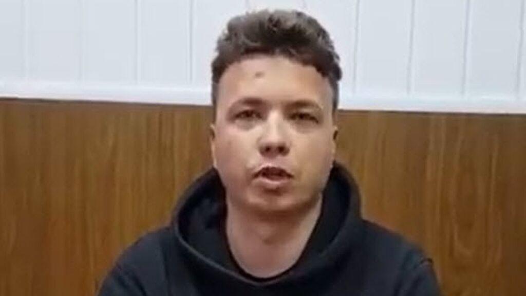 Publicado un vídeo del periodista ucraniano detenido en el que asegura que se encuentra bien