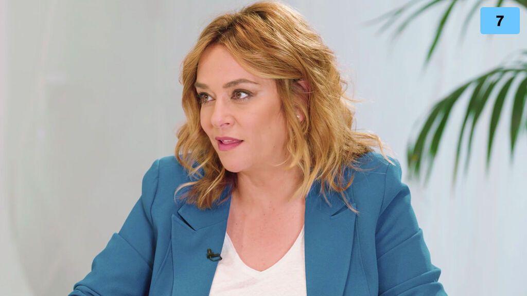 Toñi Moreno habla sobre ser madre primeriza en medio de una pandemia