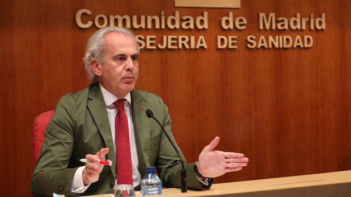 La Comunidad de Madrid empezará a vacunar a la población de entre 40 y 49 años en la segunda semana de junio