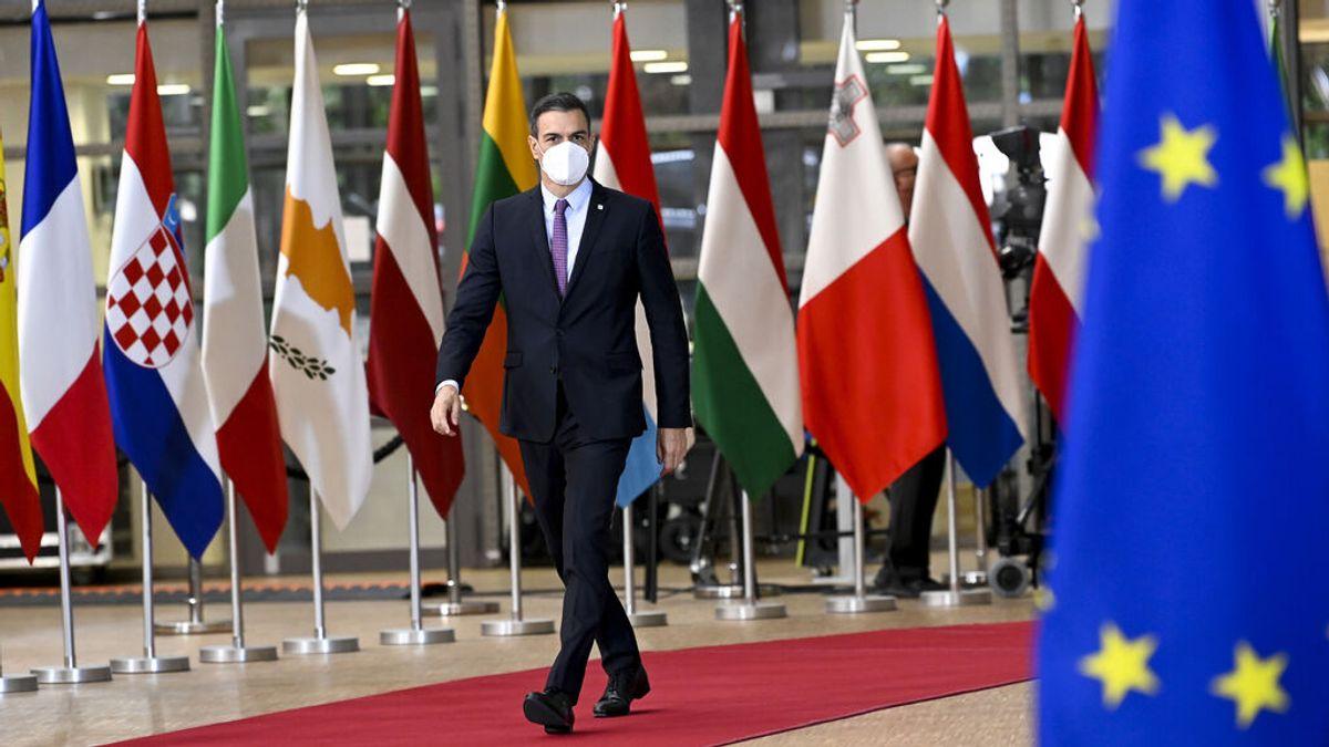 En directo: Pedro Sánchez comparece tras el Consejo Europeo Extraordinario