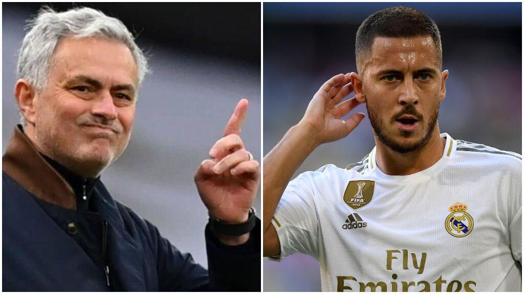 Hazard está en la lista de transferibles del Real Madrid