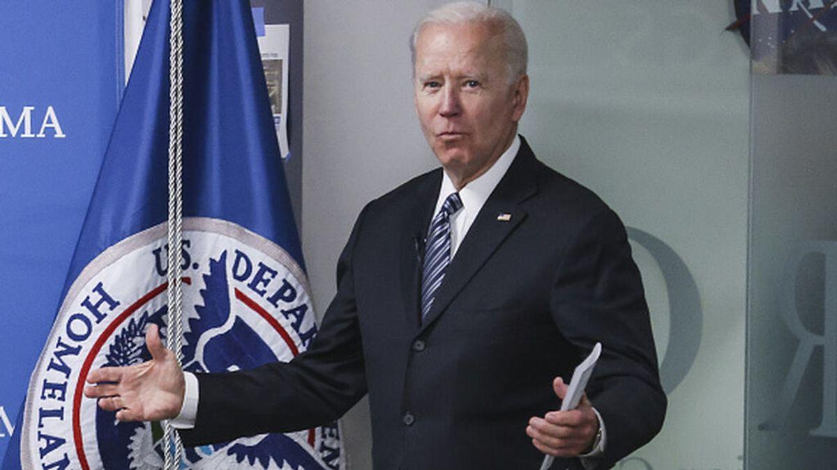 """Biden tacha de """"afrenta directa"""" el """"indignante"""" desvío forzoso de un avión por parte de Bielorrusia"""