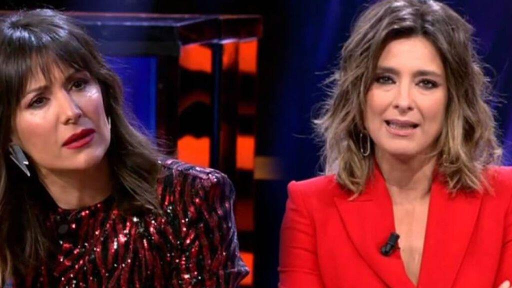 No solo las redes son testigos del amor de Sandra Barneda y Nagore: Repasamos sus momentazos en 'Mujeres y Hombres'