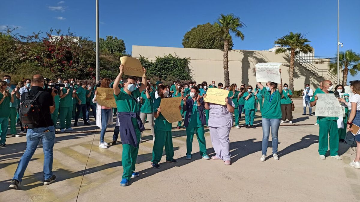 La Conselleria de Sanidad valenciana renueva 6.050 contratos covid y niega haber notificado despidos por Whatsapp