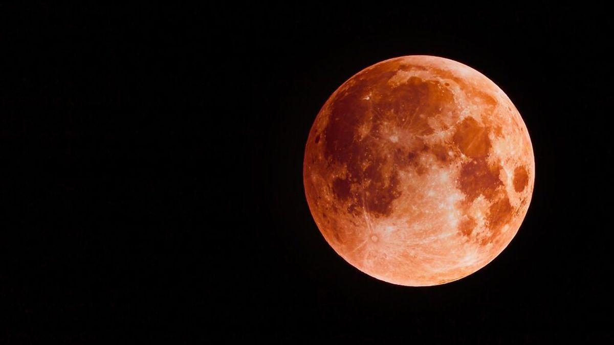Lunas de sangre: qué son, cuándo se producirán
