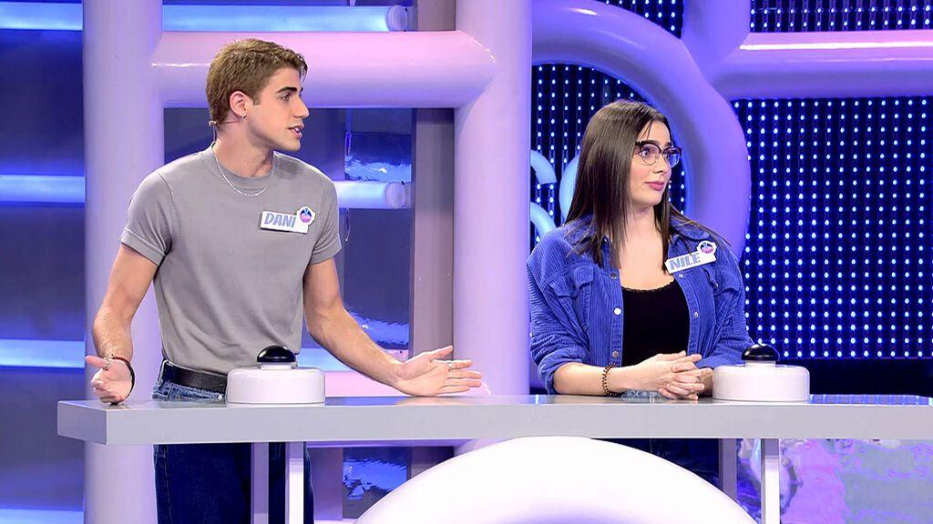 Dani y Nile El concurso del año Temporada 3 Programa 498