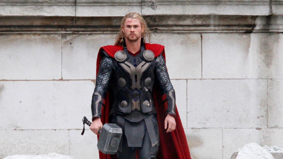 """Chris Hemsworth, indignado porque su hijo quiere ser Superman: """"Menos mal que tengo otros dos"""""""