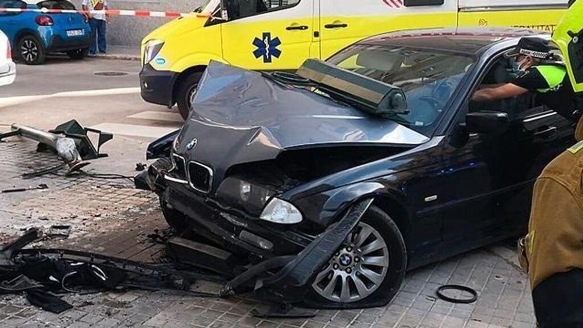 Muere una mujer y trasladan grave a su nieta tras ser atropelladas por un conductor que fue detenido