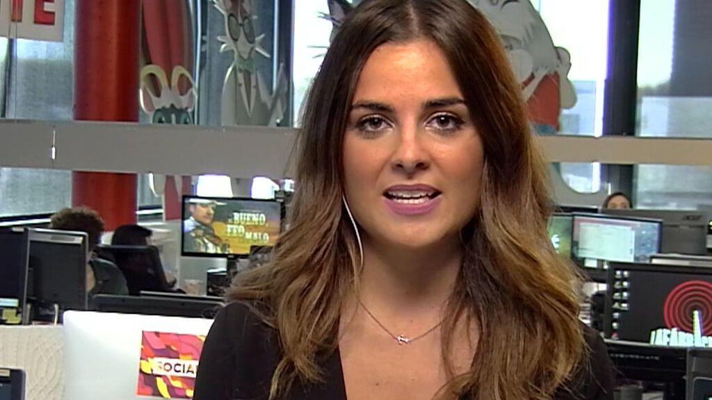 Alexia Rivas aclara su relación con Julián Contreras