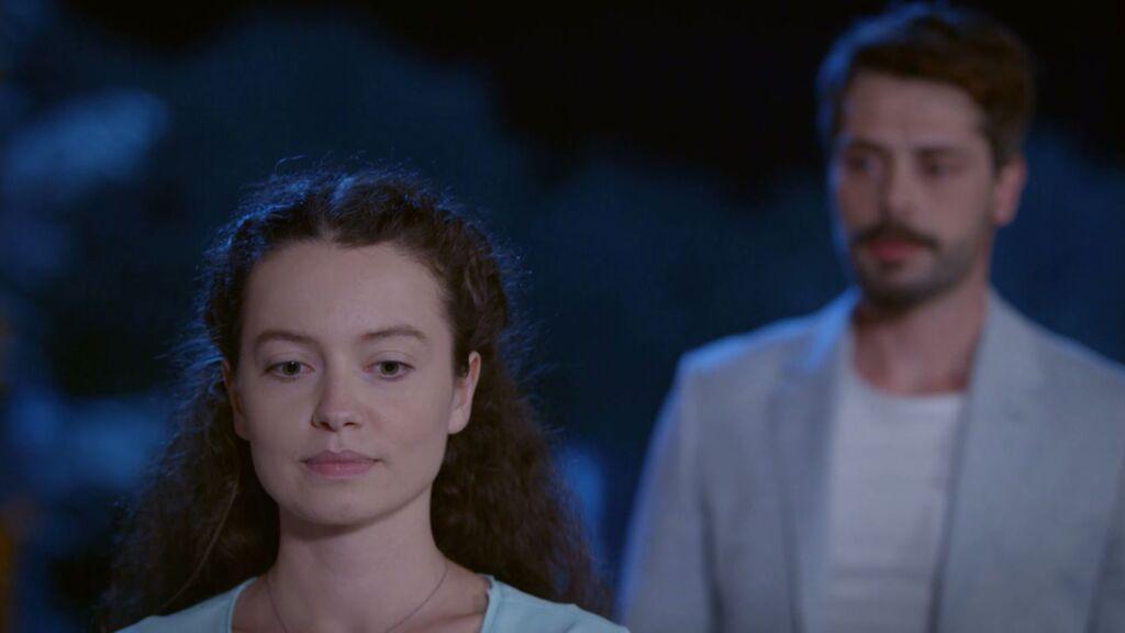 Meryem y Levent en 'Ömer, sueños robados'