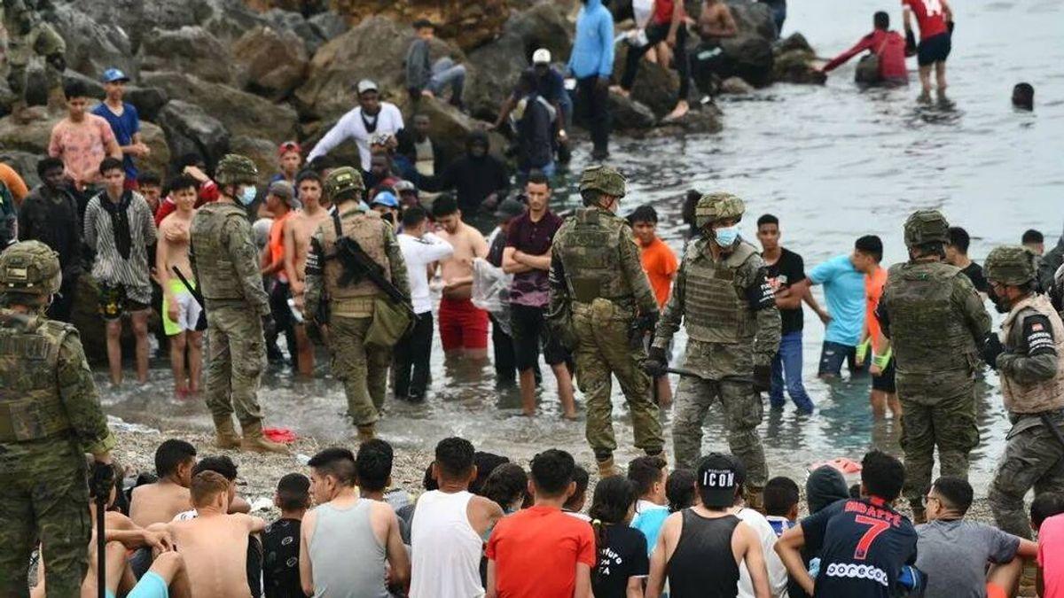 """Familias de migrantes desaparecidos exponen al Gobierno su """"drama"""" y estiman que hay más de 2.000 en esta situación"""