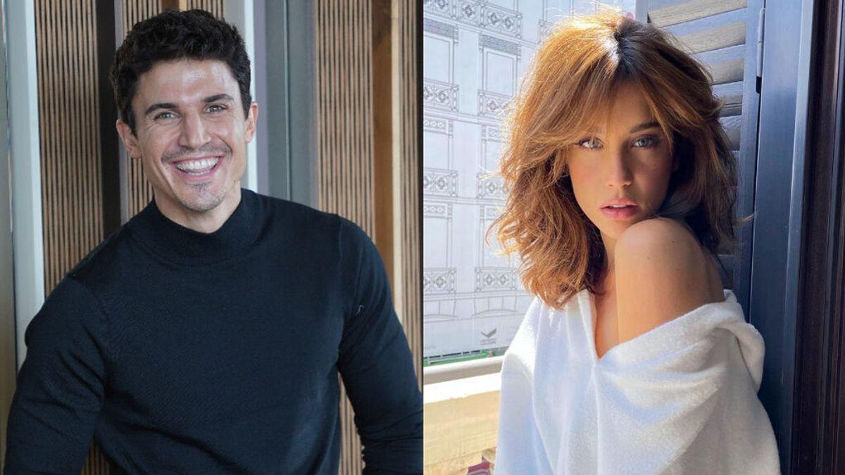 María Pedraza sube una foto en bikini y Álex González le responde con un emoji explosivo: ¿otra pista más de una posible relación?