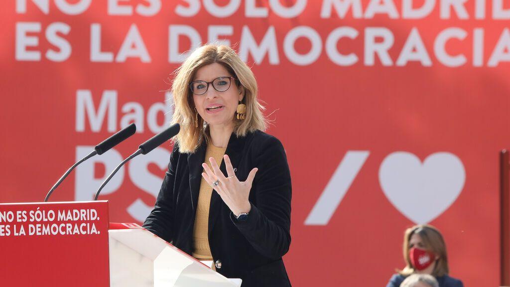 Hana Jalloul será la portavoz del PSOE en la Asamblea de Madrid para hacer oposición a Ayuso
