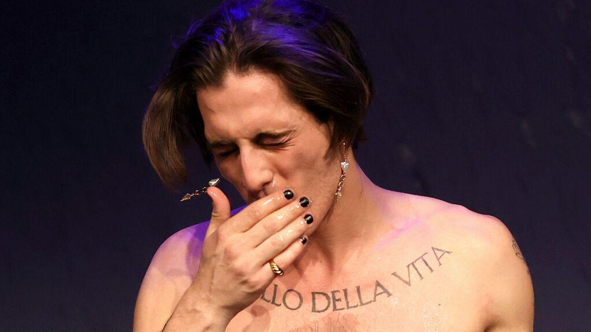 Damiano David (Maneskin), tras ganar Eurovisión