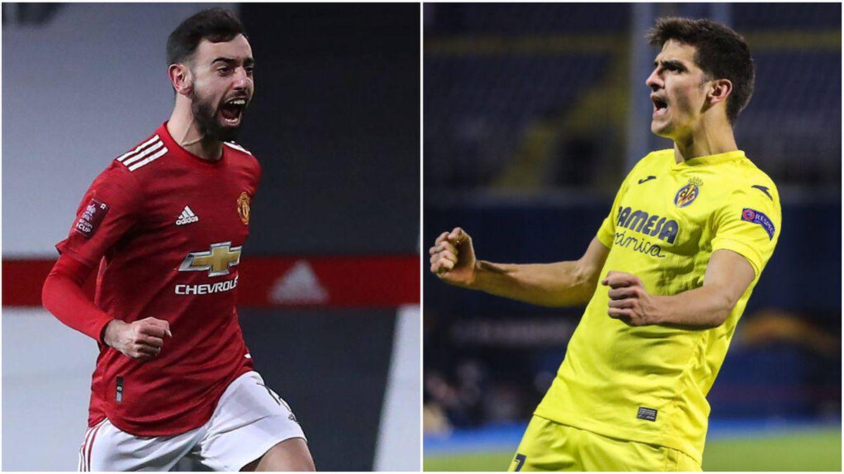 Villarreal - Manchester United: sigue la última hora de la final de la Europa League