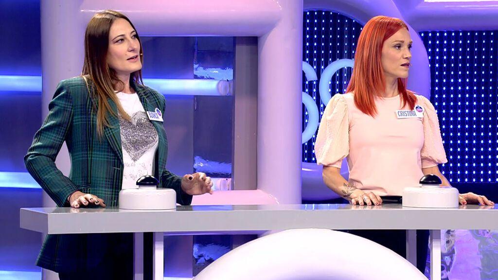 Blanca y Cristina El concurso del año Temporada 3 Programa 499