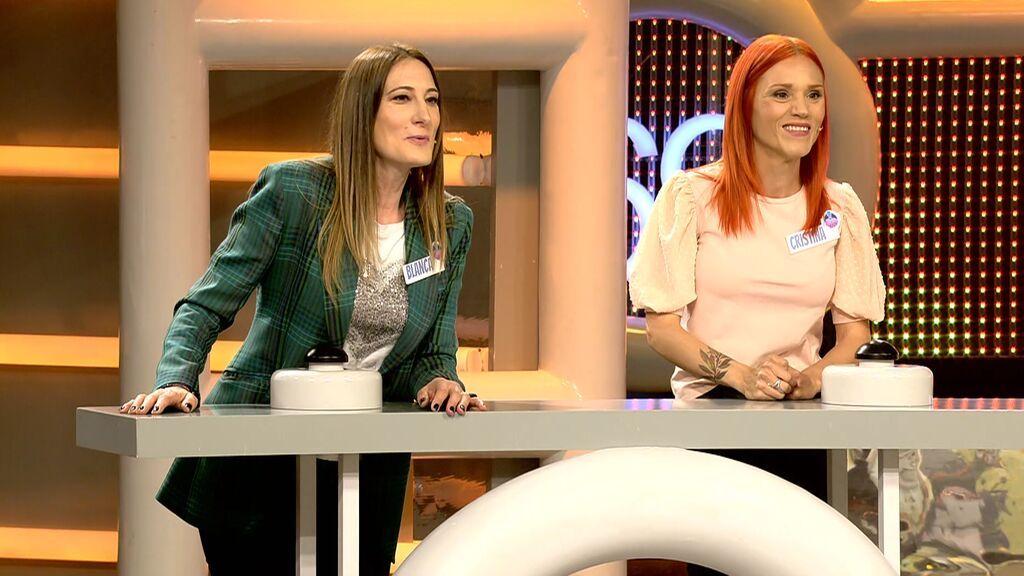 Blanca y Cristina