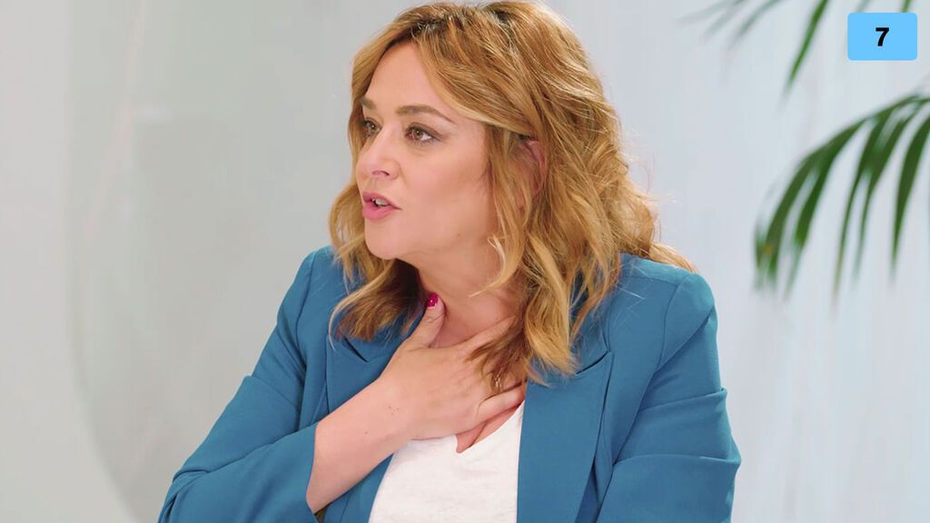 Toñi Moreno explica por qué decidió no darle el pecho a su hija