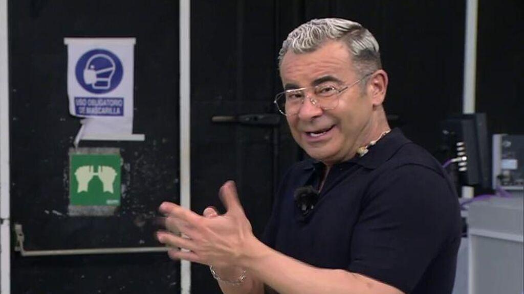 Jorge Javier desvela que ha hablado con Mila Ximénez y asegura estar muy contento