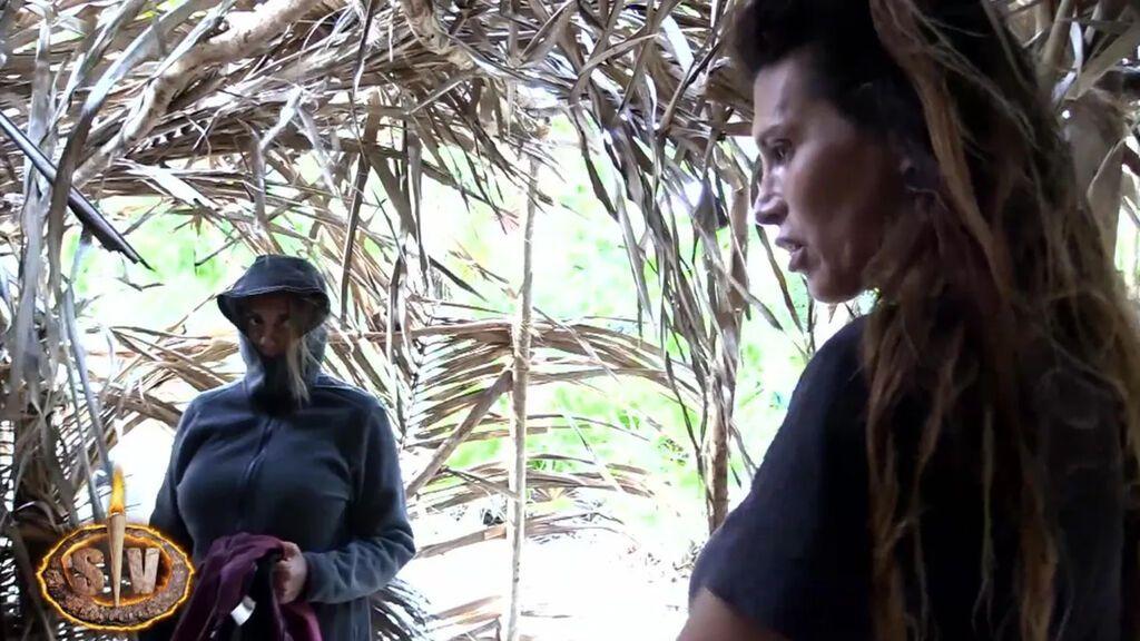 Lara, en el centro de la polémica Supervivientes 2021 Resumen diario 32