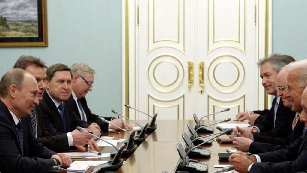 Biden y Putin se reunirán en Ginebra en junio