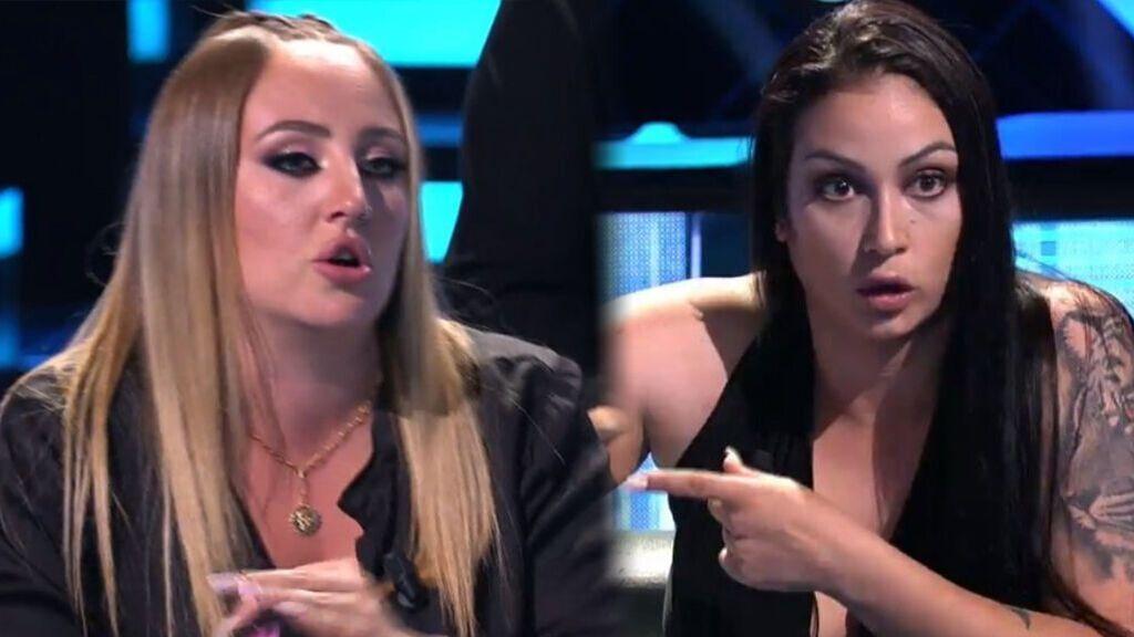 Dakota Tárraga se enfrenta a Rocío Flores