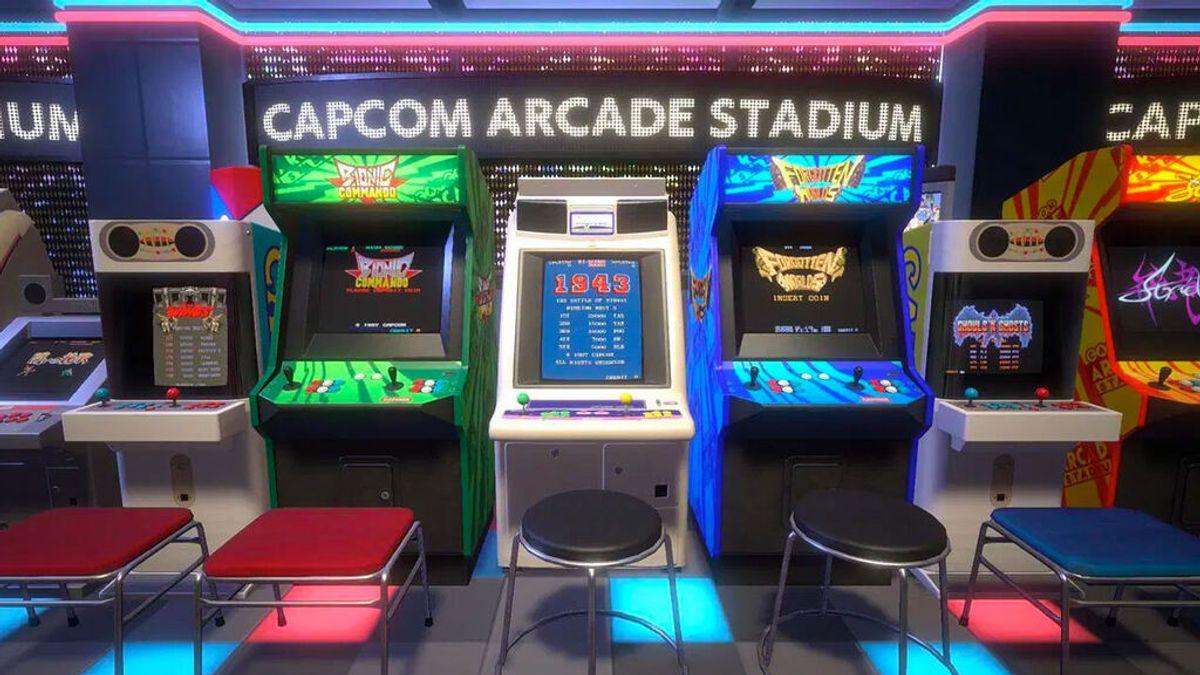 Análisis de Capcom Arcade Stadium para PS4 y Xbox One: de vuelta a los recreativos