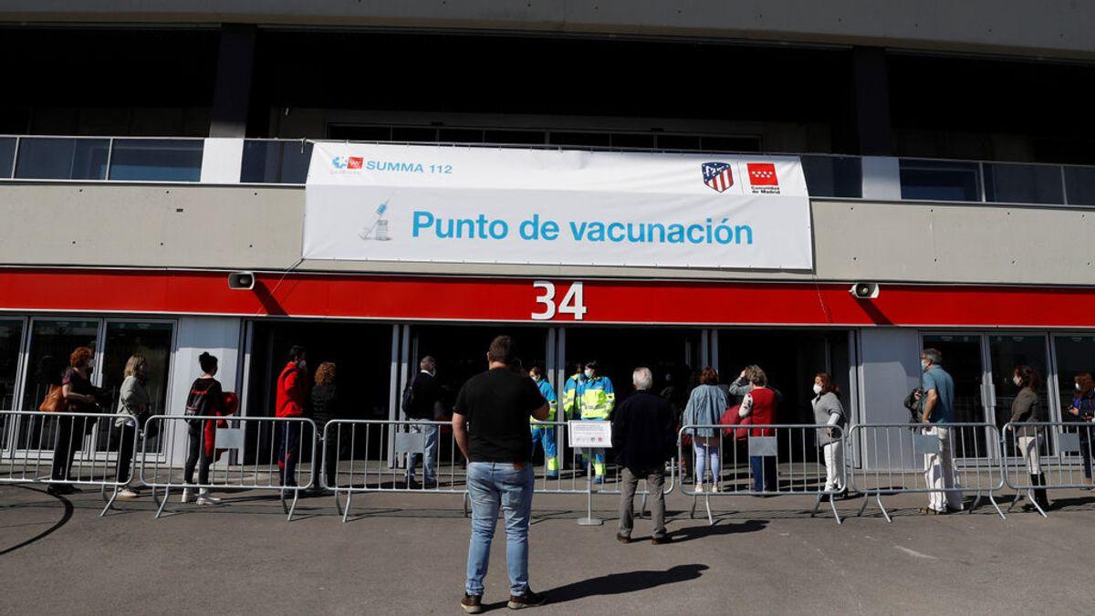 Cómo será el proceso de vacunación en personas de entre 40 y 49 años en Madrid