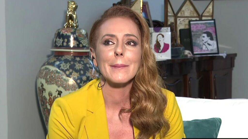 """Rocío Carrasco no puede contener las lágrimas: """"Nunca he estado sola, pero ahora menos"""""""