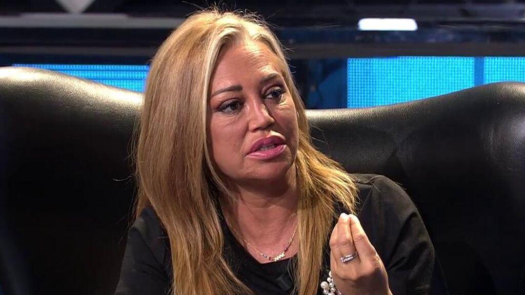 Belén Esteban opina sobre la explicación de Rocío Carrasco y su comentario sobre la participación de Rocío Flores en 'SV'