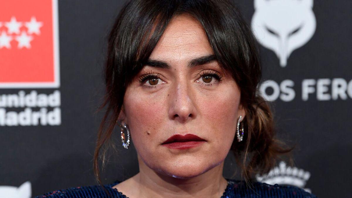 Candela Peña, en los premios Feroz 2020 donde fue premiada