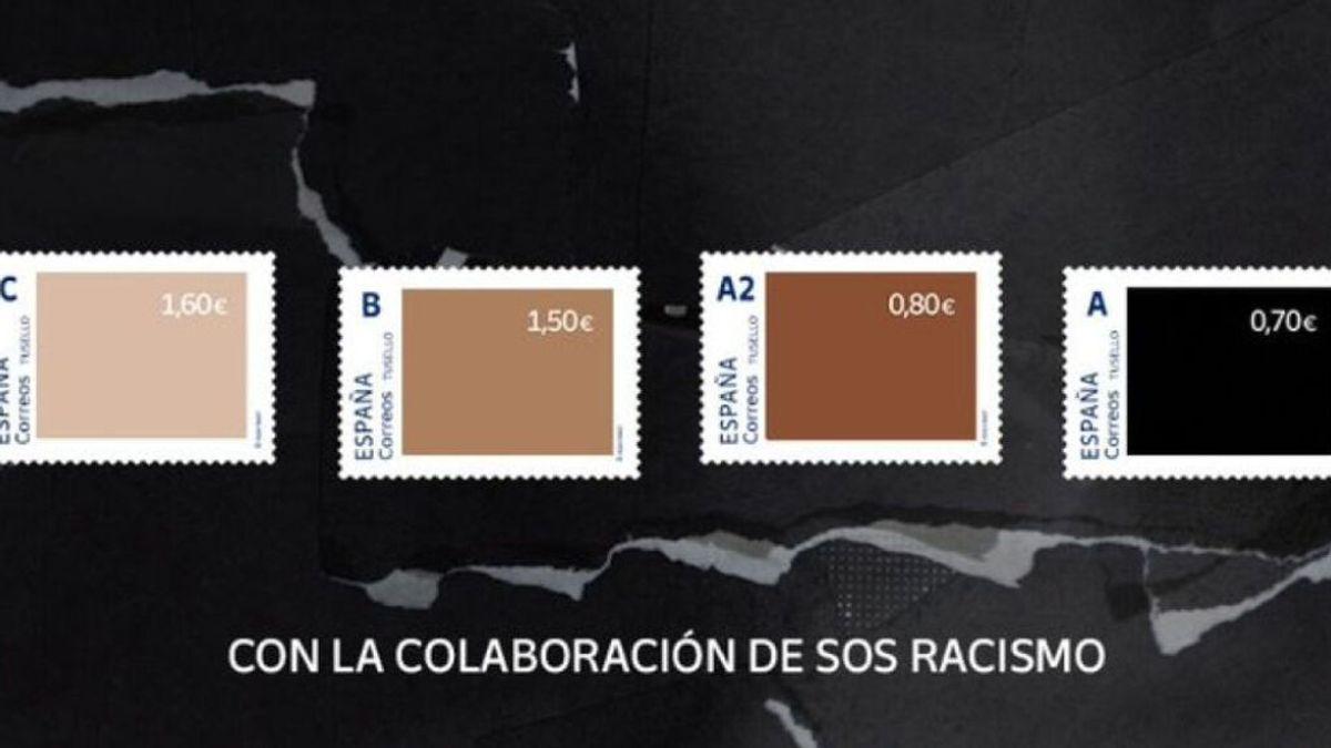 Cuanto más oscuro, más barato: la campaña antirracista de Correos que ha generado críticas y memes