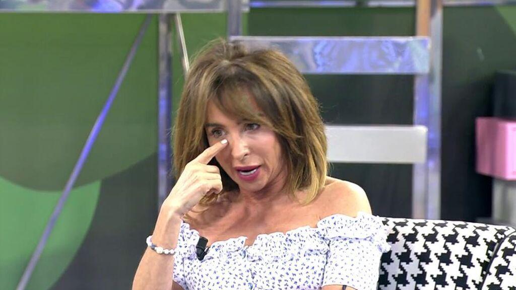 María Patiño no entiende