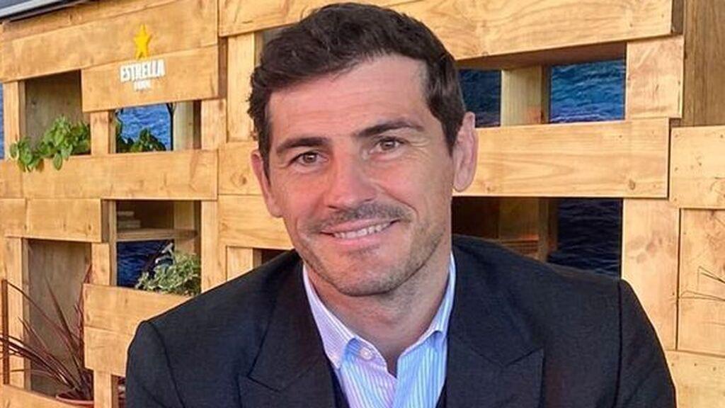 """Iker Casillas tiene un rincón favorito en su nueva casa: """"Le has cogido el gusto"""""""