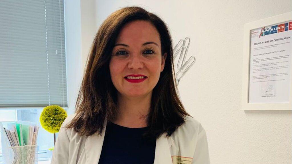 María del Mar Tomás Carmona es investigadora en el Instituto de Investigación Biomédica de A Coruña (INIBIC)