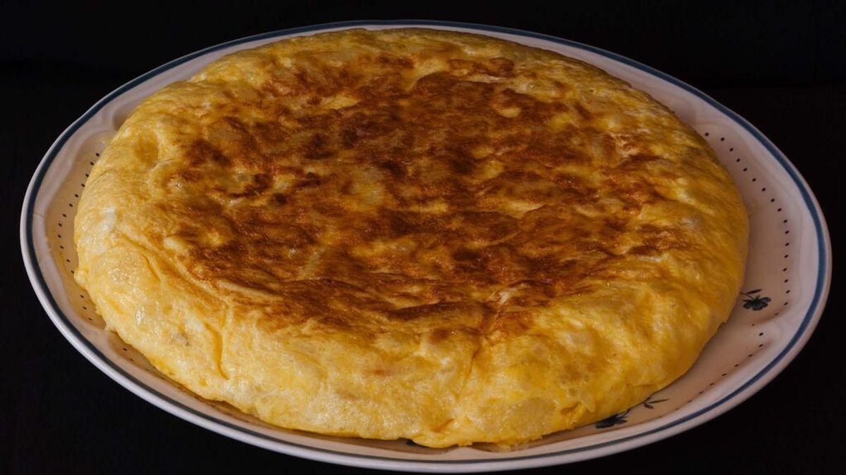 Cómo hacer una tortilla de patatas