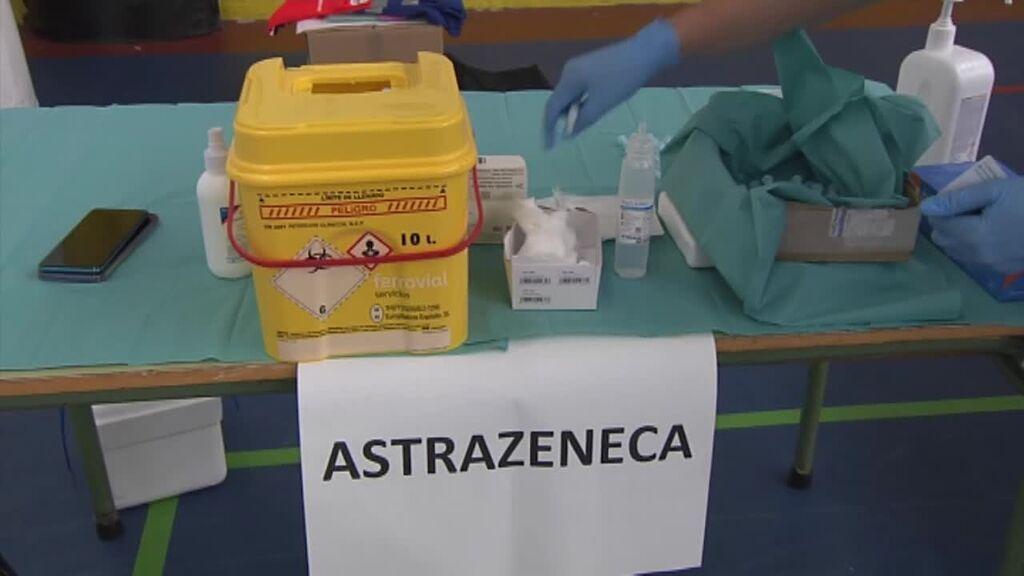 La mayoría de prefiere repetir con la segunda dosis de AstraZeneca