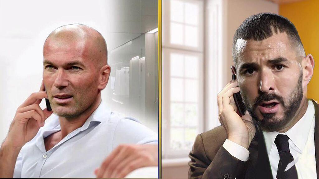 Las últimas horas de Zidane como entrenador del Real Madrid: mensajes a todos pero pocas llamadas